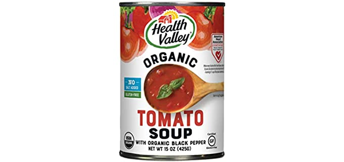 Health Valley Gluten-Free - Canned Soup