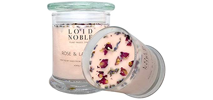 LOID NOBLE Scented - Soy Wax Candle