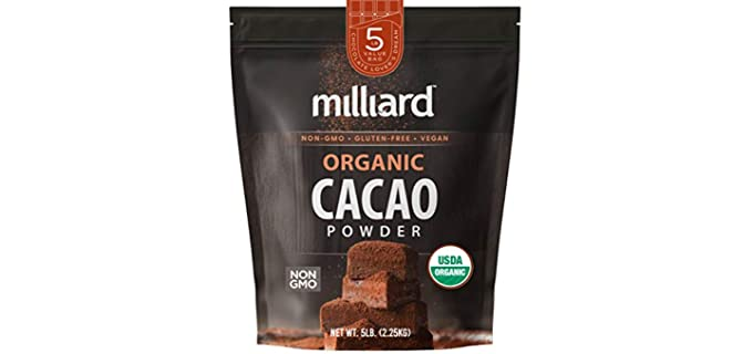 Milliard Natural - Silky Cacao Powder