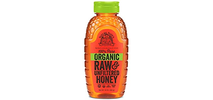 Nature Nate's Gluten-Free - Blended Organic Honey