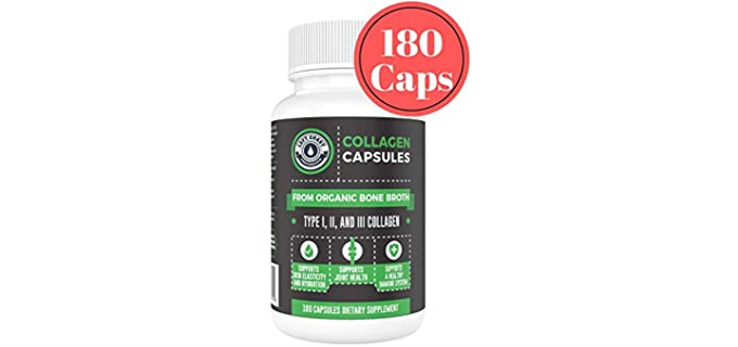 Left Coast Performance Chicken - Organic Collagen Pills