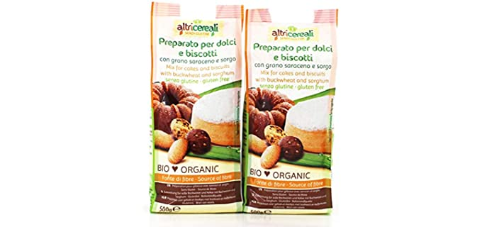 Probio Buckwheat - Healthy Organic Cake Mix