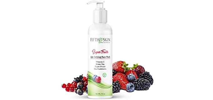 Fifth & Skin Brightening - Softening Face Wash