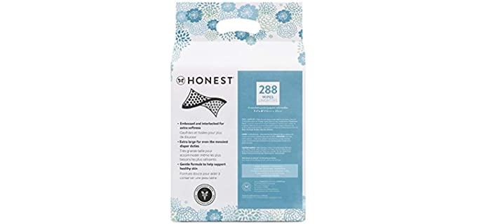The Honest Company Gentle - Baby Wipes