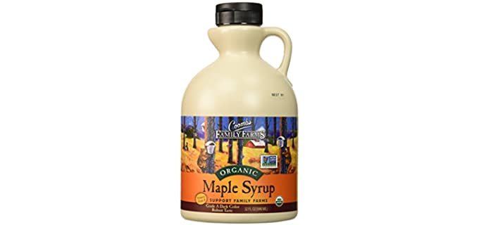 Coombs 32 Fl Oz - Organic Maple Syrup
