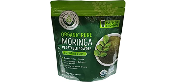 Kuli Kuli Mineralized - Organic Moringa Powder