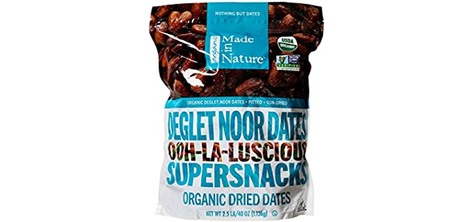 Made in Nature Sun-Dried - Organic Dates