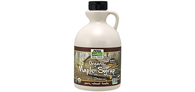 NOW Foods 32 oz - Organic Maple Syrup
