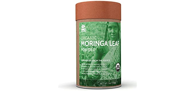 OMG! Kocher - Organic Vegan Moringa Powder