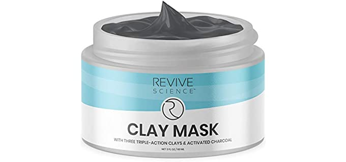 Revive Science Skincare - Clay Face Mask