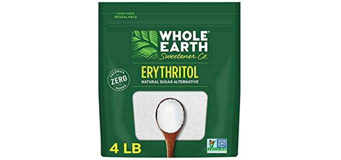 Whole Earth Sweetener Co. Sweet - Natural Erythritol