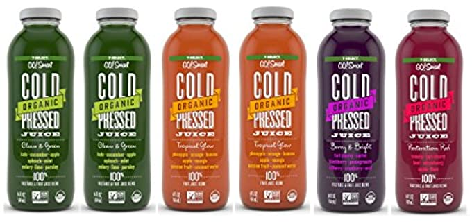 7-Eleven 7-Select - Organic Cold Pressed Juice