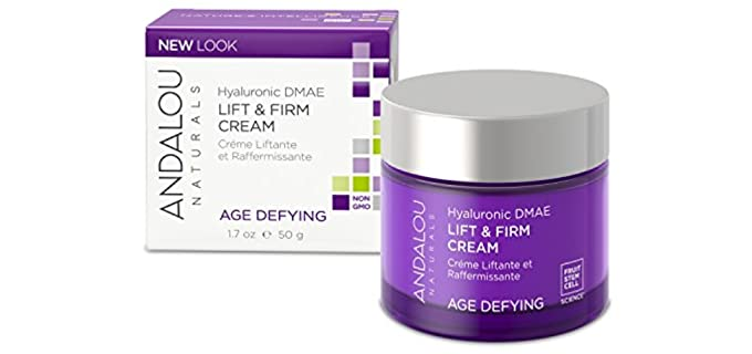Andalou Naturals Age-Defying - Organic Lift and Firm Cream