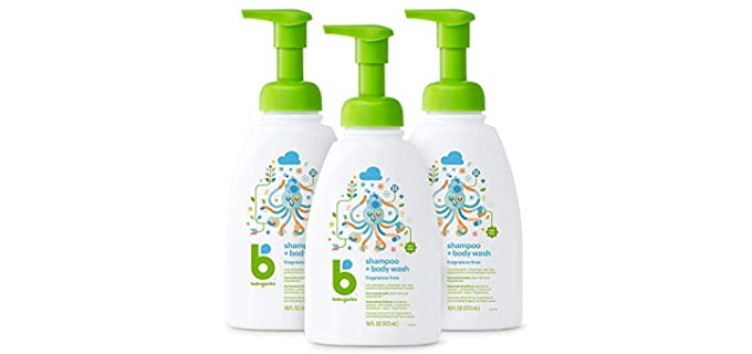 Babyganics Non-allergic - Baby Shampoo and Body Wash