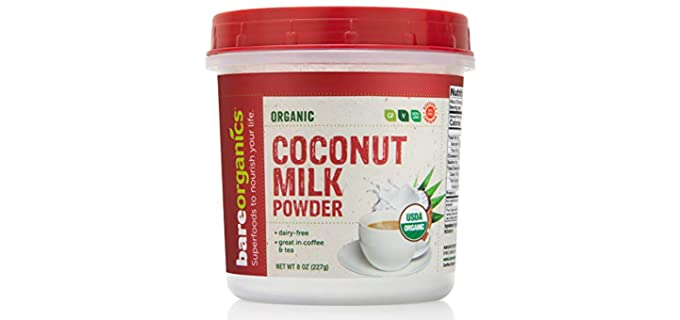 Bareorganics Organic - Coconut Milk Powder