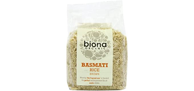 Biona Basmati - Organic Brown Rice