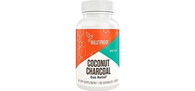 Bulletproof Detox - Activated Coconut Charcoal