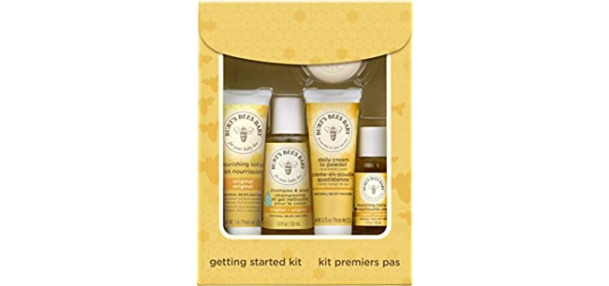 Burt's Bees Gift Set - Baby Getting Started Kit