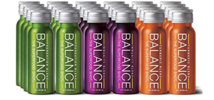 Life Equals Superfood - Balance Cleanse Juice