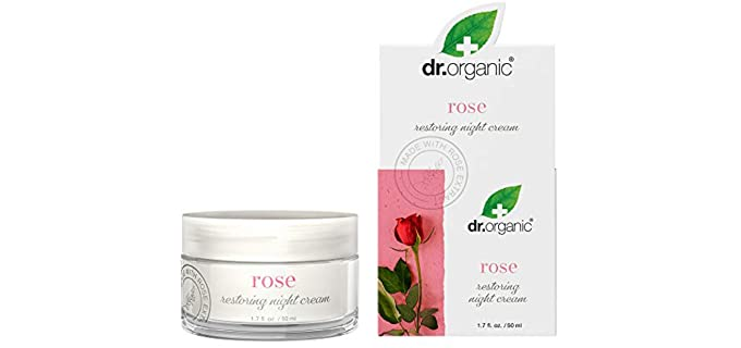 dr.organic Restoring - Night Cream