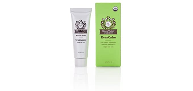 Moon Valley Organics Eczacalm - All-Natural Ointment
