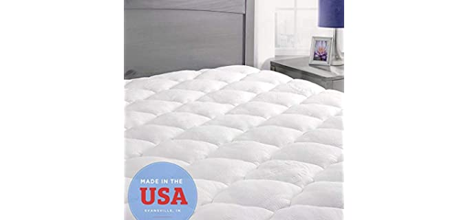 ExceptionalSheets Rayon - Bamboo Topper Mattress
