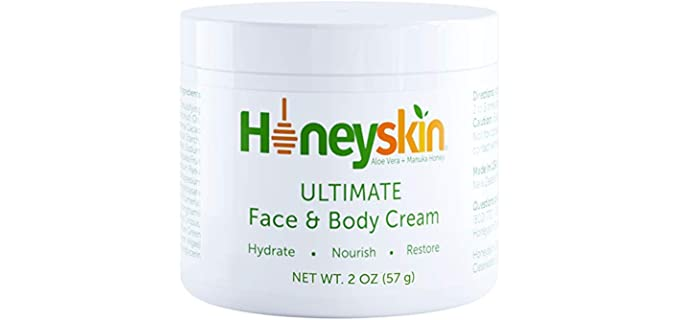 Honeyskin Nourishing - Face and Body Cream