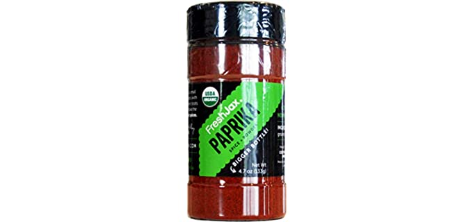 FreshJax Large - Organic Powder of Paprika