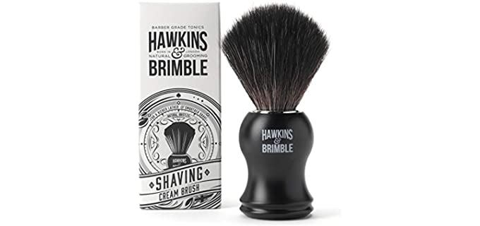 Hawkins & Brimble Natural Grooming - Shaving Brush
