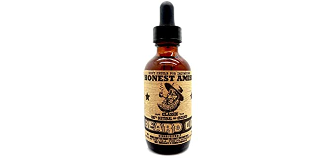 Honest Amish Natural - Classic Beard Oil