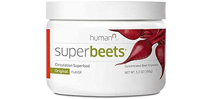 HumanN Apple - Concentrated Organic Beet Powder
