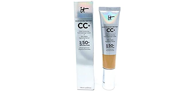 It Cosmetics Full Coverage - Organic CC+ Cream