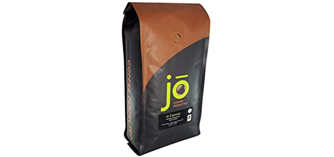 Jo Coffee Jo Espresso - Organic Whole Bean Coffee