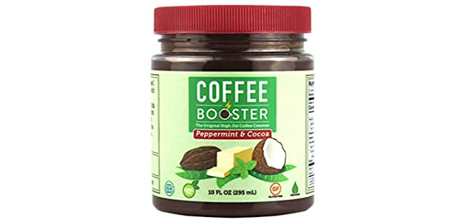Coffee Booster Coco Oil - Keto Coffee Creamer