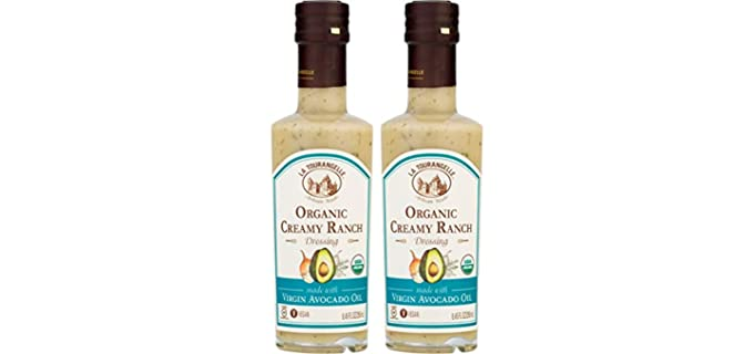 La Tourangelle Creamy - Organic Ranch Dressing