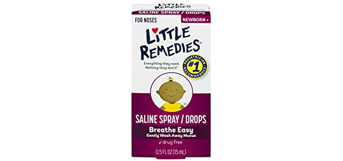 Little Remedies Saline - Nasal Spray