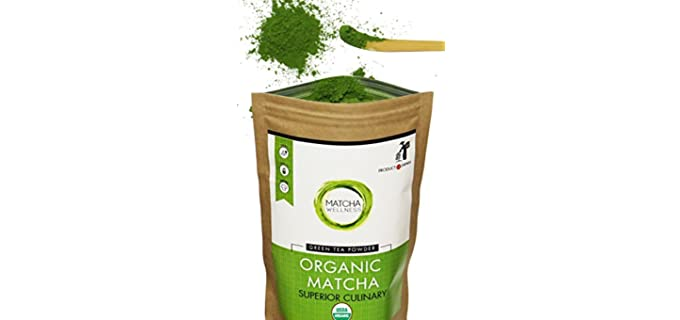 eco heed Culinary - Matcha Green Tea Powder