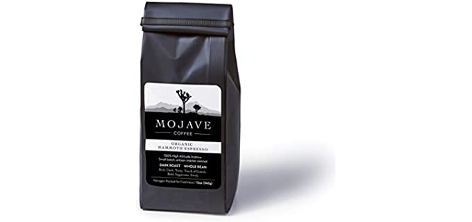 Mojave Coffee Espresso - Mammoth Organic Coffee