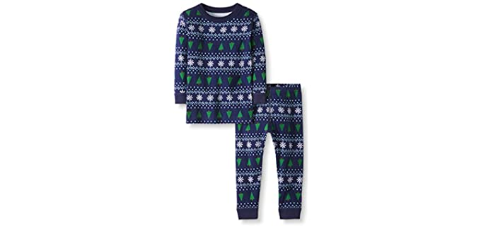 Hanna Andersson Organic - Pajamas for Boys and Girls