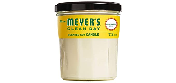 Mrs. Meyer's Clean Day - Organic Soy Candle