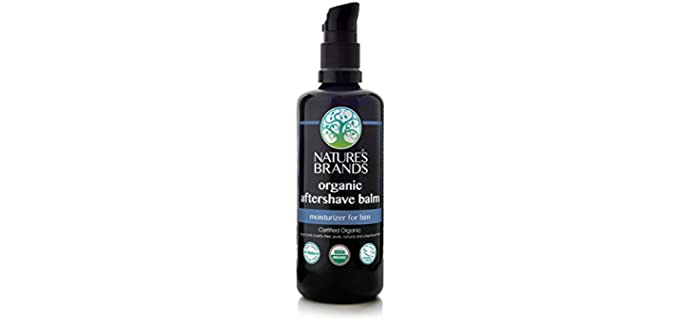 Herbal Choice Mari Nature's Brands - Organic Aftershave Balm