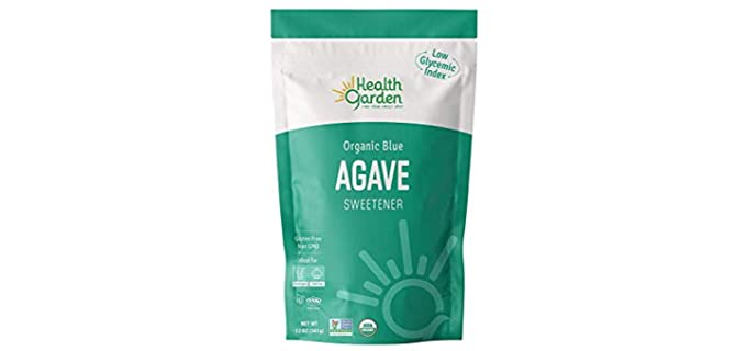 HEALTH GARDEN Crystallized - Blue Agave Sweetener