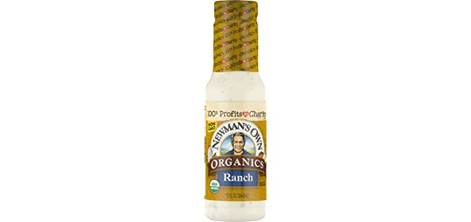 Newman's Own Ranch - Organics Salad Dressing