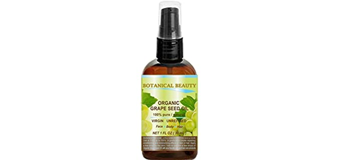 Botanical Beauty Undiluted - Grape Seed Oil