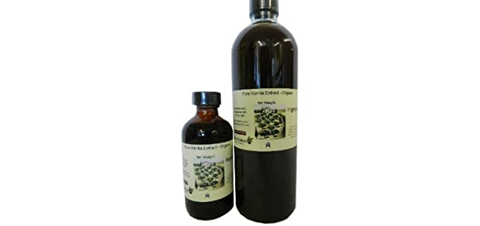 OliveNation Pure - Organic Vanilla Extract