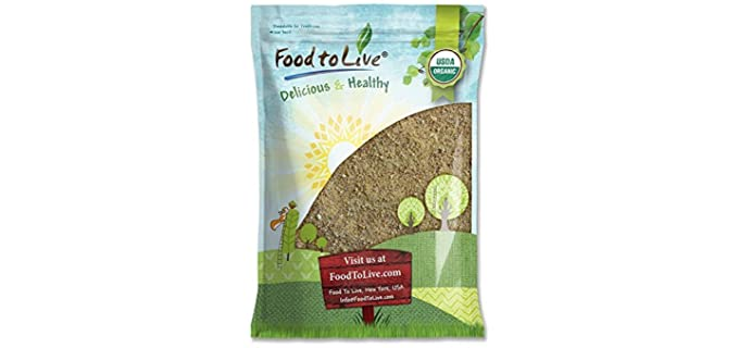 Food to Live Brown - Organic Coconut Sugar