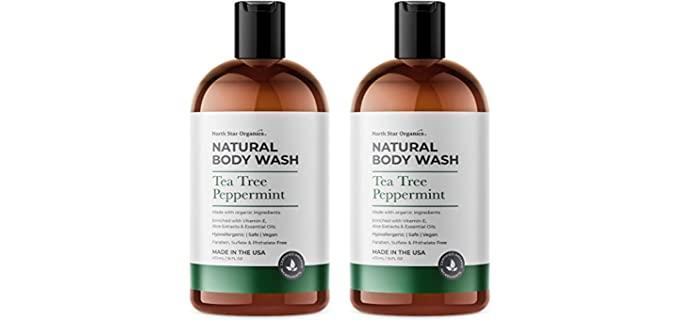 My Little North Star Shower Gel - Organic Body Wash