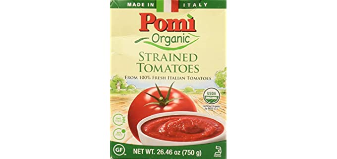 Pomi 100% Fresh - Organic Strained Tomatoes