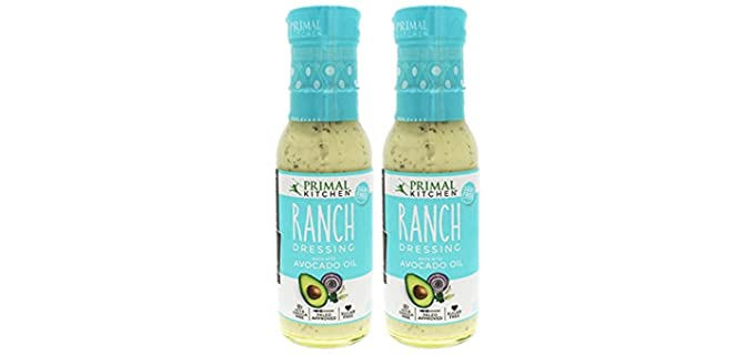 Primal Kitchen Vegan - Organic Ranch Dressing