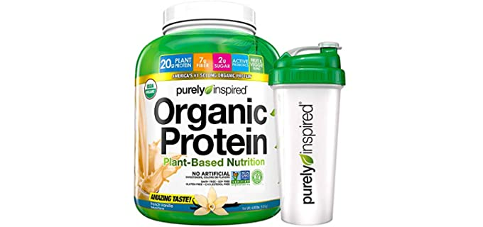 Purely Inspired Plant-Based - Organic Protein Shake Powder
